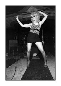 Jayne County Detroit punk photograph Sue Rynski.