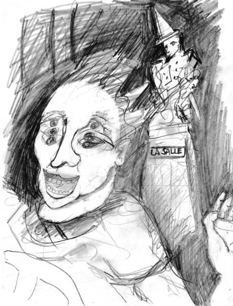 The Dead Man by Julius Klein