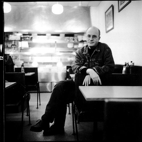 Iain Sinclair Photograph Phil Nicholls