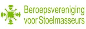 logo beroepsvereniging voor stoelmasseurs