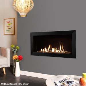Eden Elite Slimline Balanced Flue Gas Fire