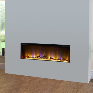 Celsi Electriflame VR Commodus Frameless Modern Electric Fire