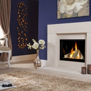 Verine Rennes Suite with Celena Gas Fire