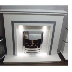 Elegance Marble Fireplace