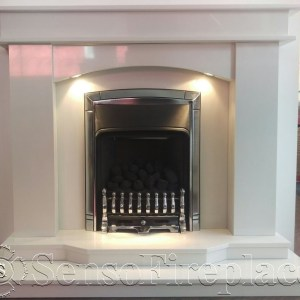 Exclusive Marble Fireplace