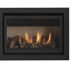 Modenza HE Gas Fire Slide Control