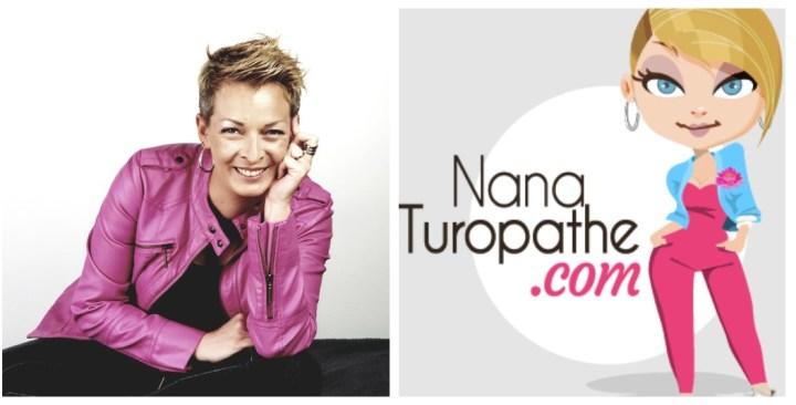 Portrait de Chris, fondatrice du blog et des formations Nana-turopathe