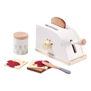 Grille pain en bois