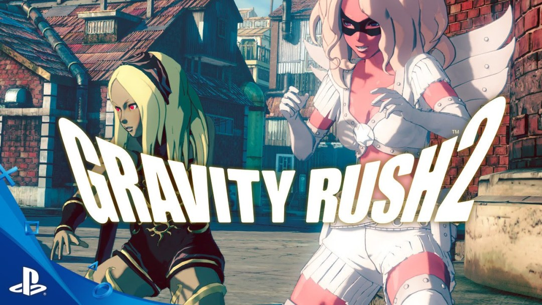 Gravity Rush: Remastered 2019 en PlayStation Vita