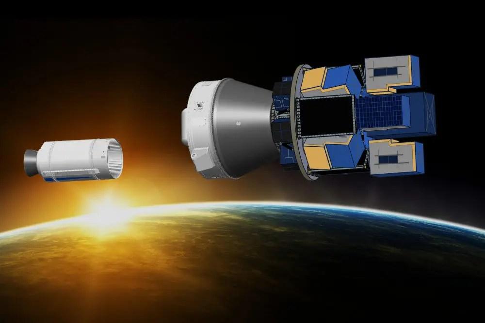 Vega Set to Demonstrate Small-Satellite Dispenser | Sensors