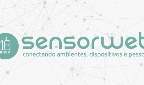 sensorweb 10 anos