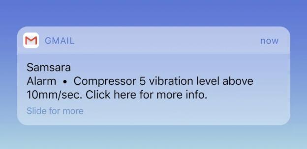 Vibration Alert