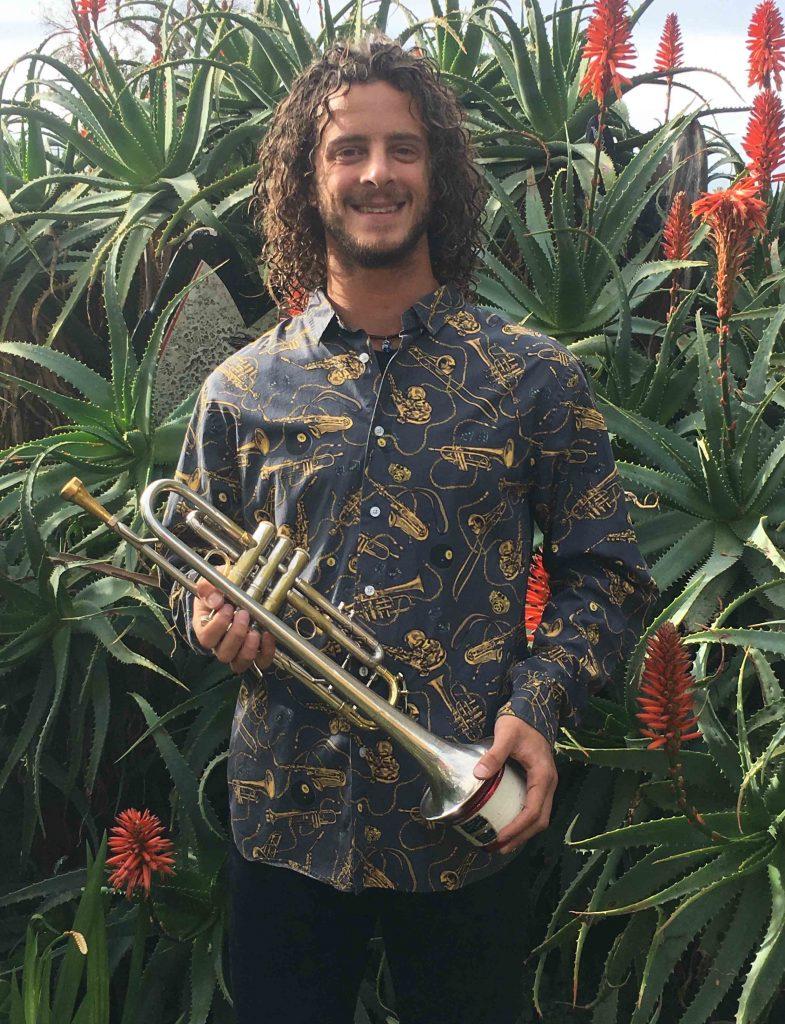 Kelly Emery Musician Trumpet