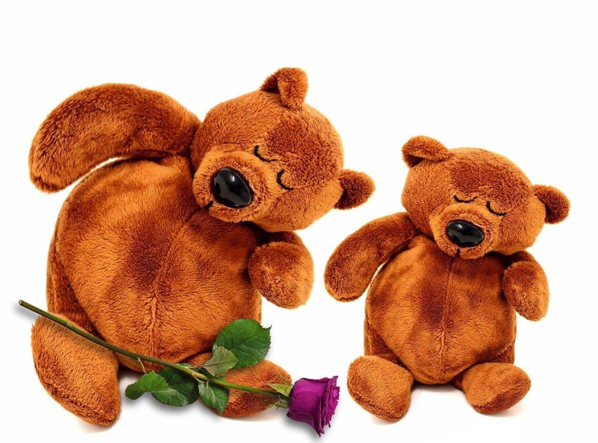 teddy bears, toy, bears