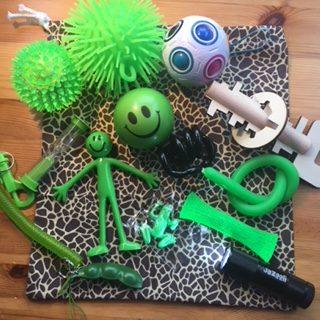 Autism Friendly Fidget Toys North East