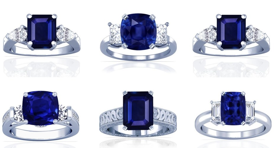 Gorgeous sapphire and diamond rings set in platinum are sure to take anyone's breath away. These are some of the most opulent sapphires you will ever see, and some of the finest platinum that can be manufactured. The ring designs are exquisite, and sure to bring pleasure to the owner forever. - See more at: http://sensualsapphires.com/gorgeous-and-alluring-sapphire-platinum-rings/#sthash.PIjLOvKg.dpuf