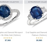 Gorgeous Sapphire Rings at Blue Nile Jewelry
