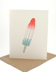 Oh Yeah! Bomb Pop card