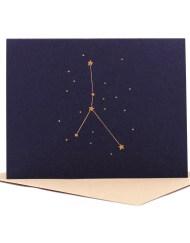 Constellation card, Cancer