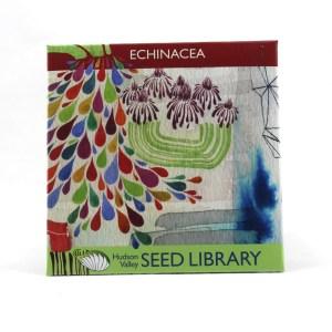 echinacea seed packet