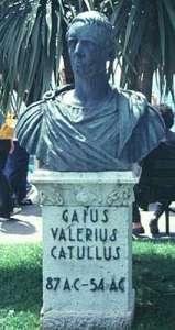 Catullus, Dead but Still so Alive