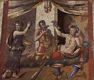 Image result for Ancient Roman Drinking