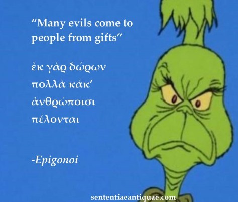 Grinch Gifts
