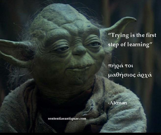 Yoda Try