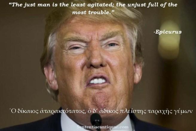 Trump Epicurus