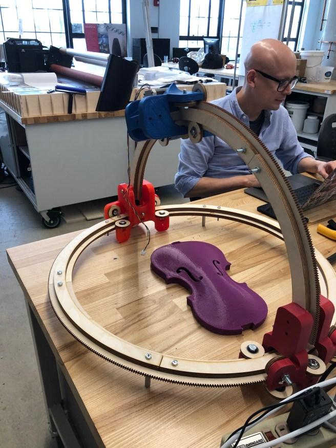 SCAP Prototype
