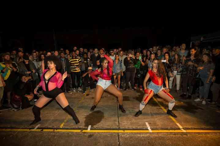 Aprende a Bailar Reggaetón