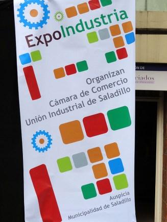 Expo Industria Saladillo 2013