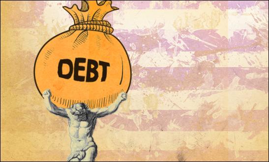A dívida da Grécia