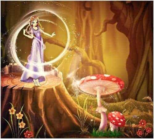 faery folk poetry