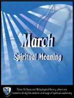 march spiritual meaning