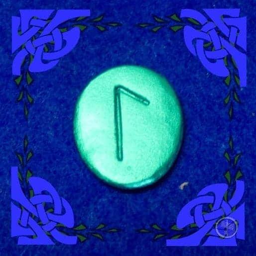 Laguz Rune Stone Meaning