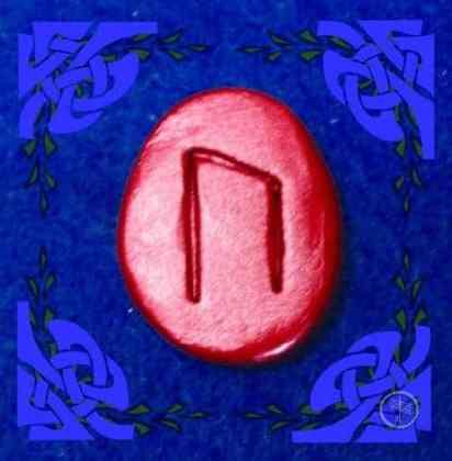 Uruz rune stone meaning