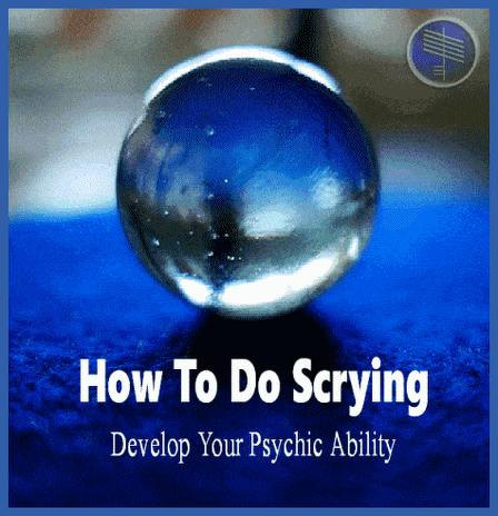 how to do scrying