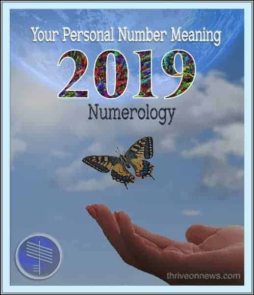 Numerology Personal Year Number 2019