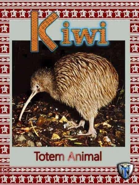 kiwi spirit animal meaning