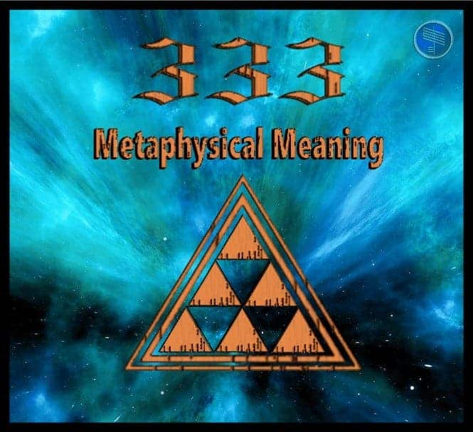 333 numerology