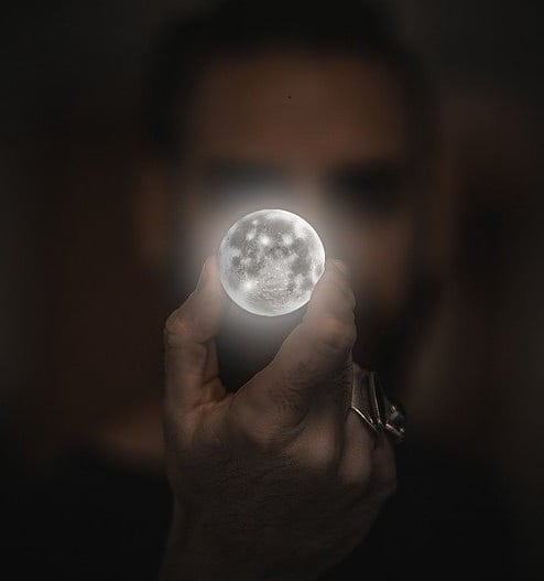 spiritual power of the full moon