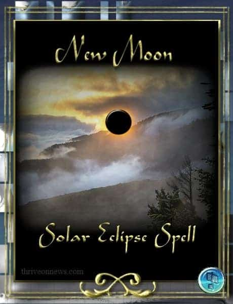 Solar Eclipse New Moon Spell