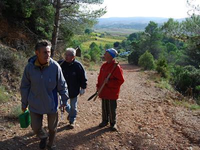 Sentier Francis Lastenouse - Travaux 30.10.13-4