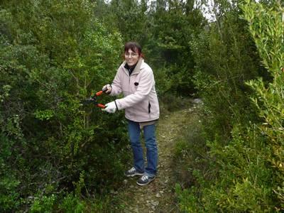 Sentier Francis Lastenouse - Travaux Decembre 2012 (2)