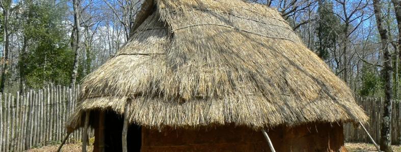 la capanna neolitica