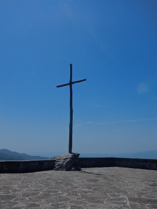 il piazzale del Santuario