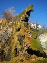 le Grotte di Labante a Castel d'Aiano