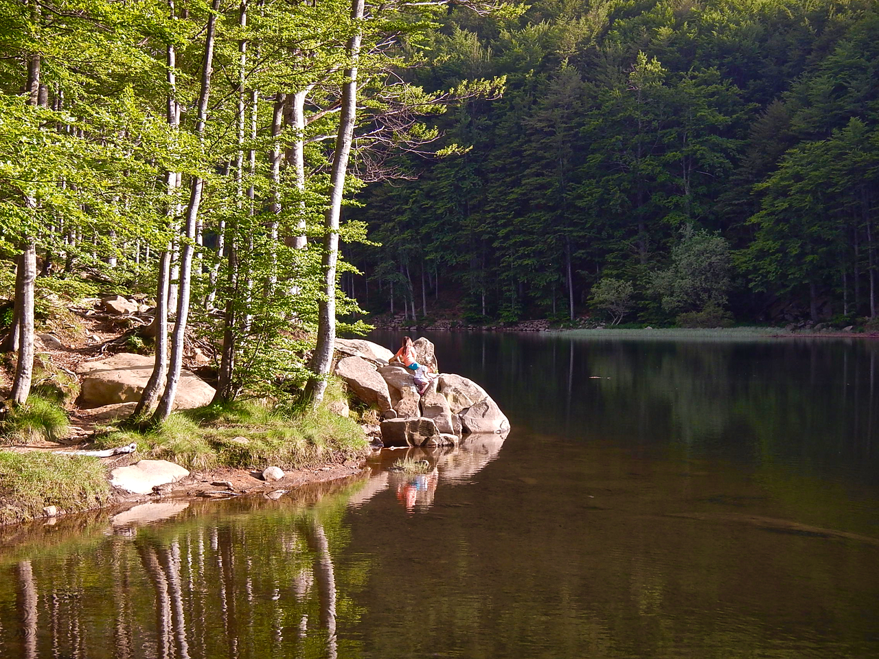 Il rifugio Lagoni e il Parco dei Cento Laghi