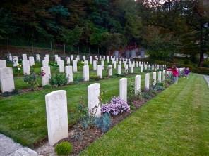 il cimitero inglese del Santerno